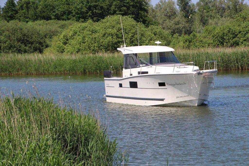 Kajuitboot huren Friesland